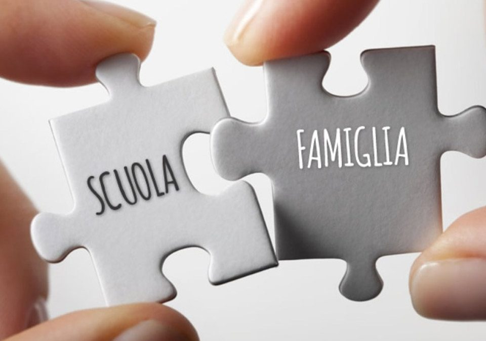 dialogo scuola famiglia