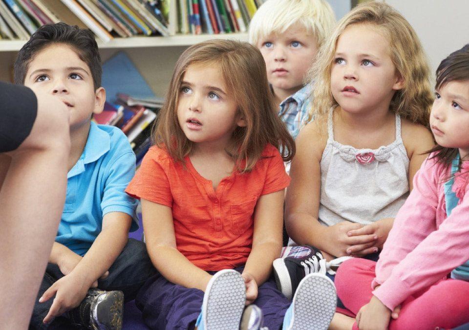 consigli pratici sull'attenzione dei bambini